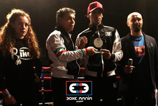 Boxe Mania Best Fighter Othmane Dioual