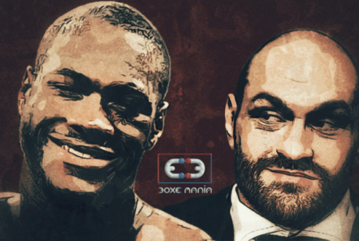 Deontay Wilder Vs Tyson Fury?