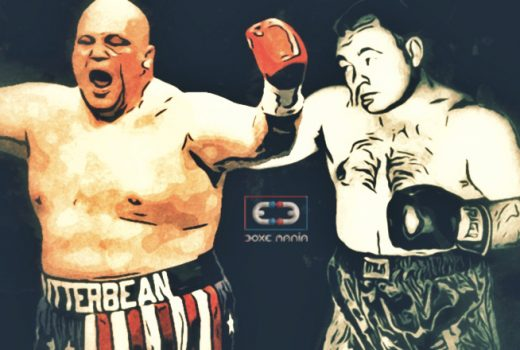 "Fantasy match - Eric ""Butterbean"" Esch Vs Tony ""Two Ton"" Galento"