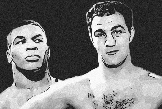 Fantasy match - Iron Mike Tyson Vs The Brockton Blockbuster Rocky Marciano