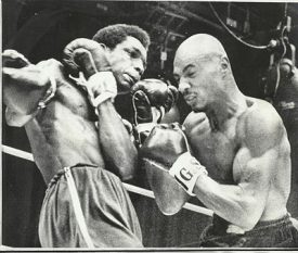Sugar Ray Seales vs Marvin Hagler